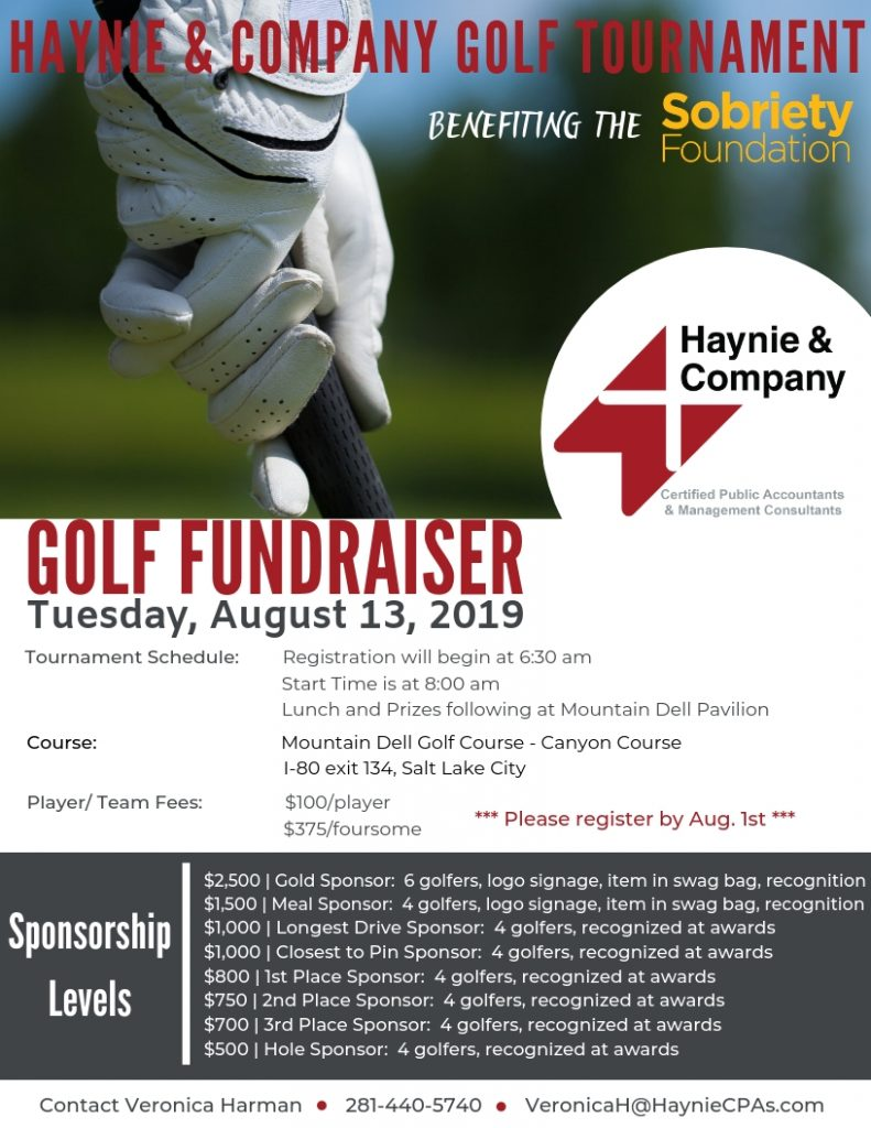 Haynie & Company Golf Tournament